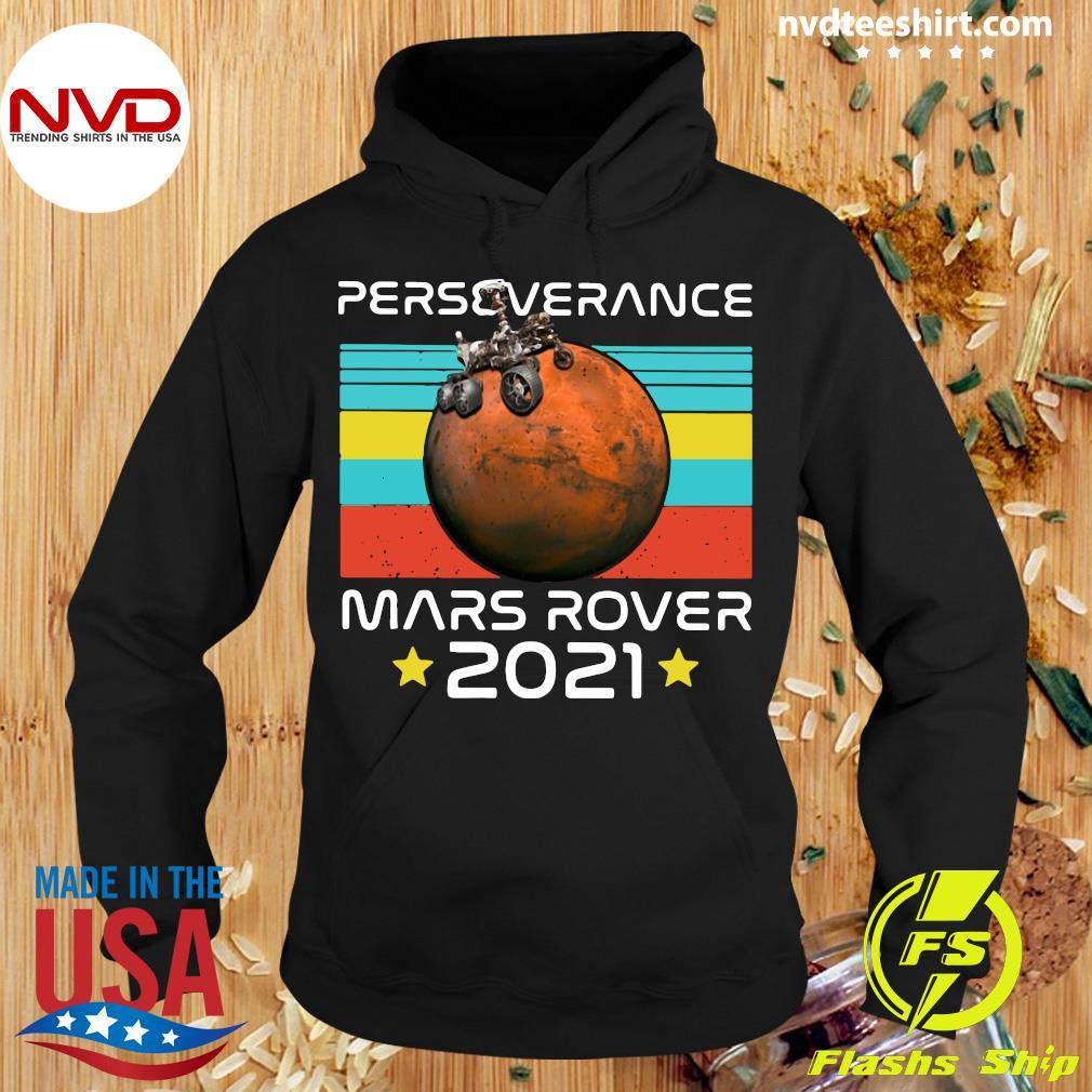 Funny Nasa Perseverance Mars Rover 2021 T-s Hoodie