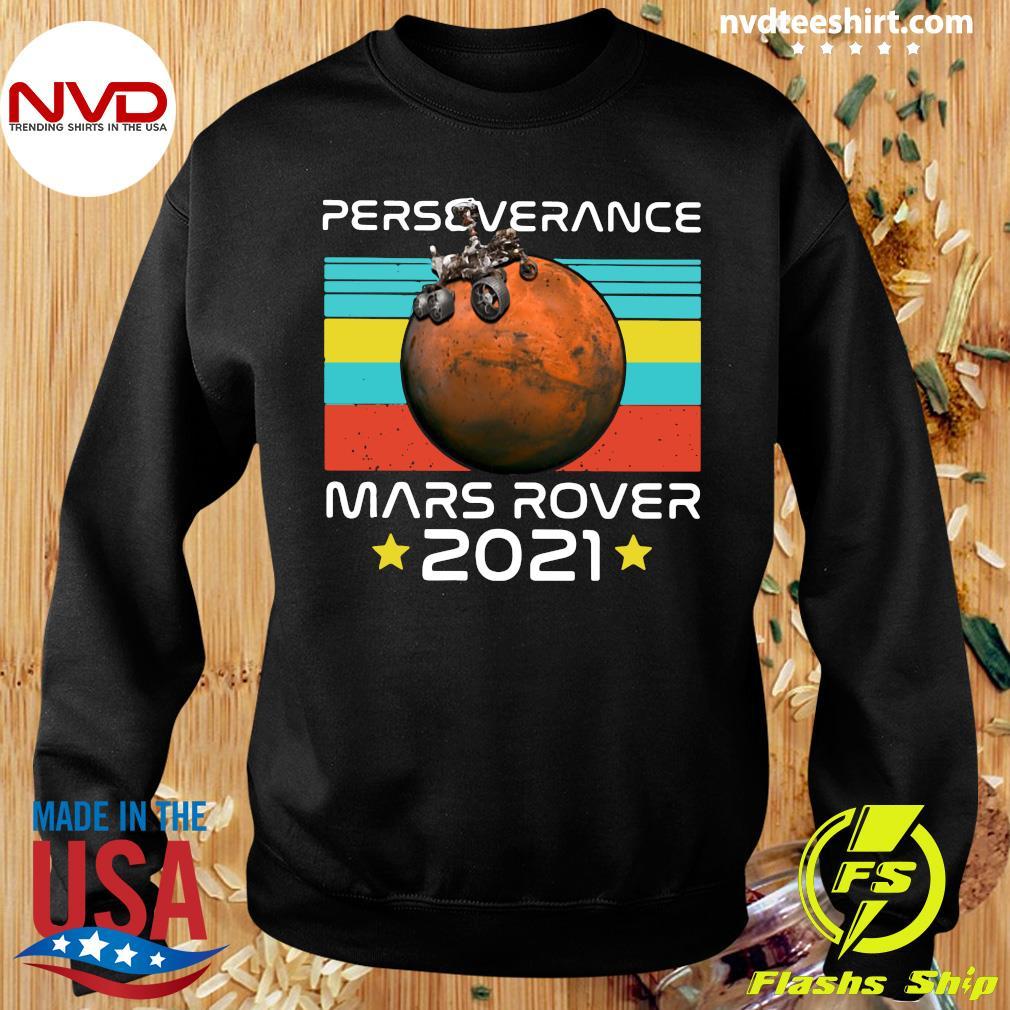 Funny Nasa Perseverance Mars Rover 2021 T-s Sweater