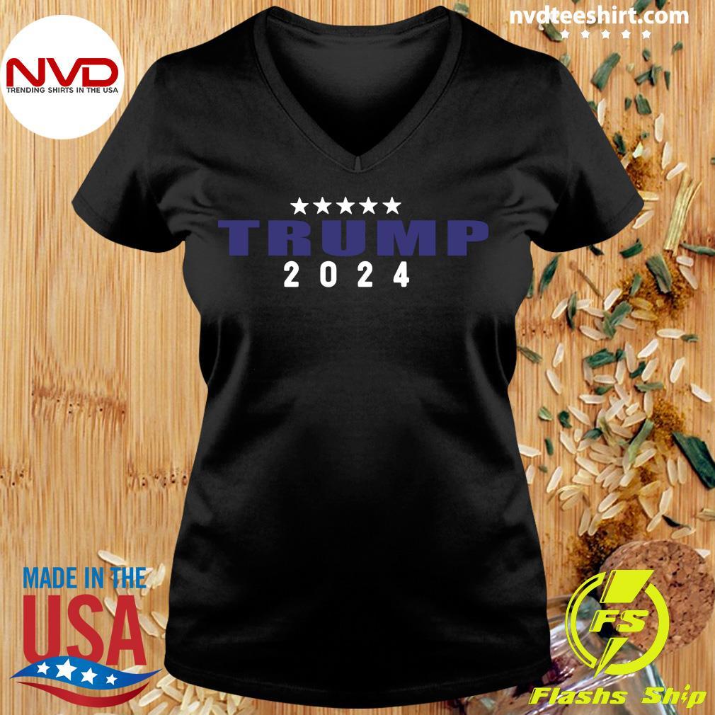Funny Trump 2024 T-s Ladies tee