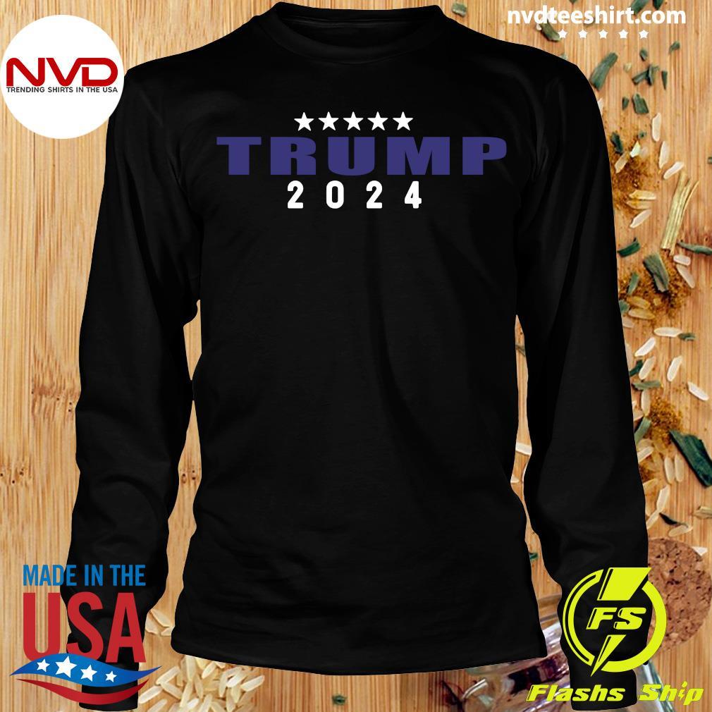 Funny Trump 2024 T-s Longsleeve