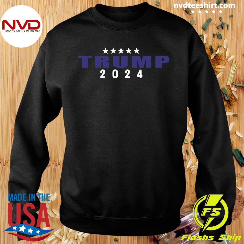 Funny Trump 2024 T-s Sweater