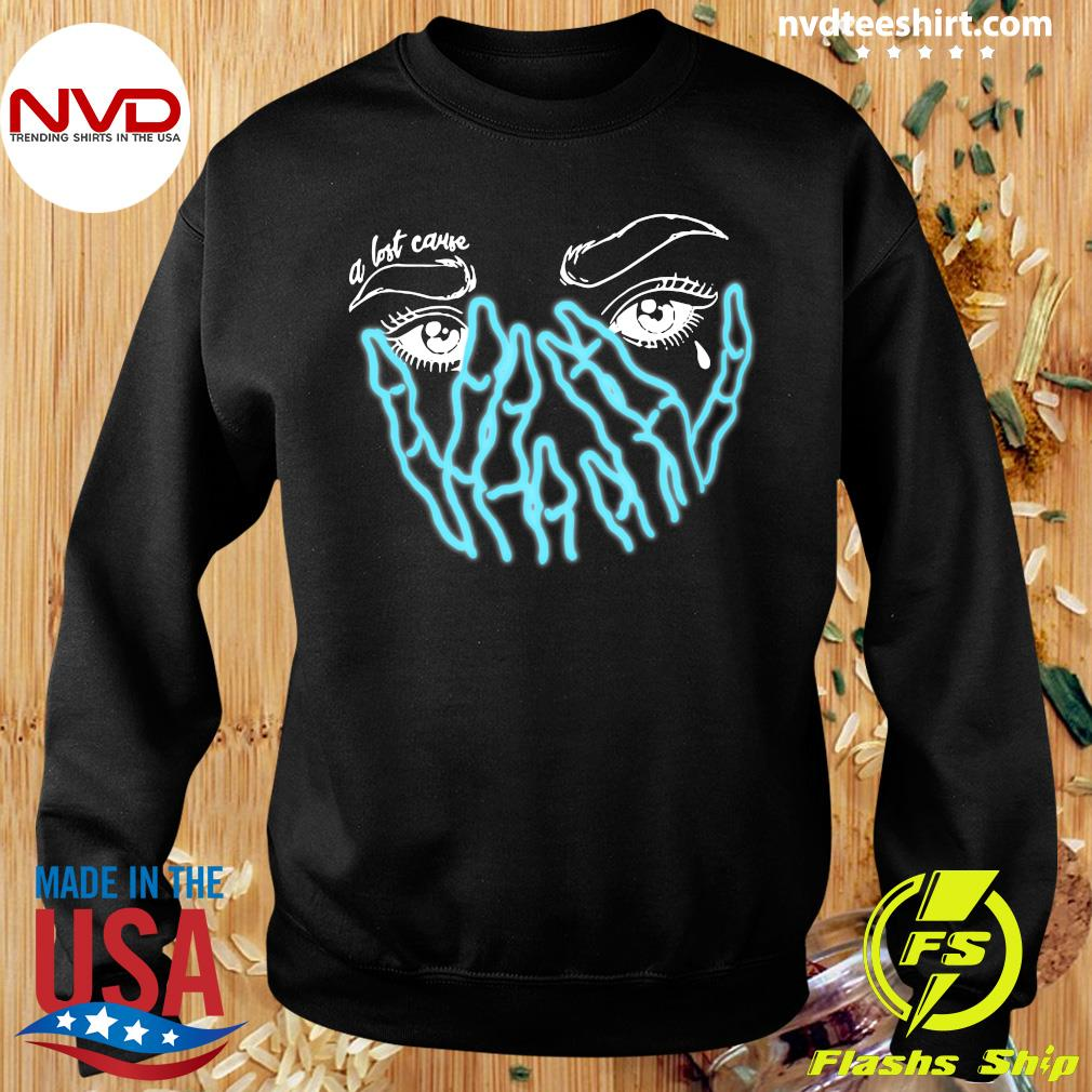 Official A Lost Cause T-s Sweater