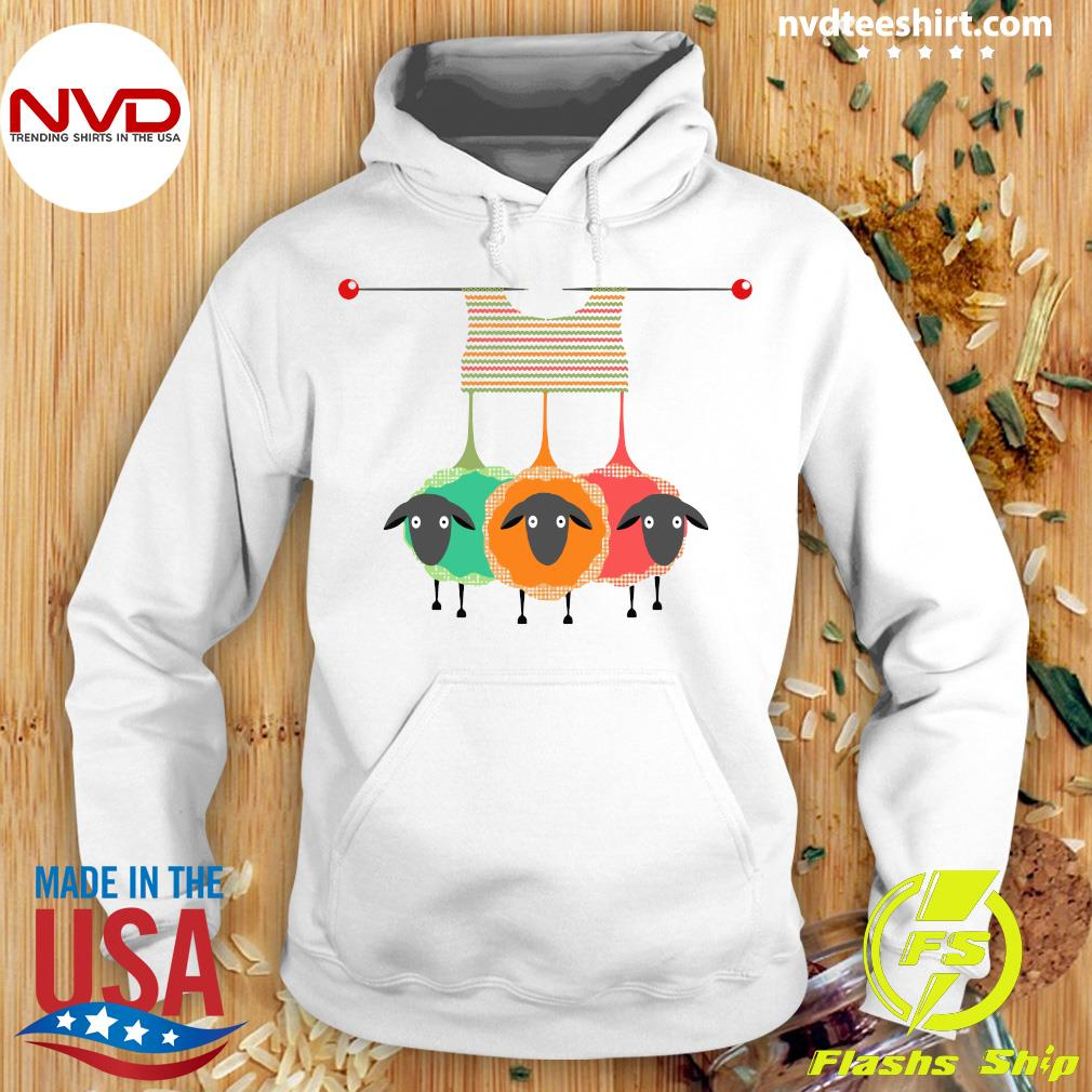 Official Knitting Knitters Yarn Gift Idea T-s Hoodie