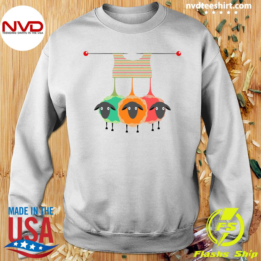 Official Knitting Knitters Yarn Gift Idea T-s Sweater