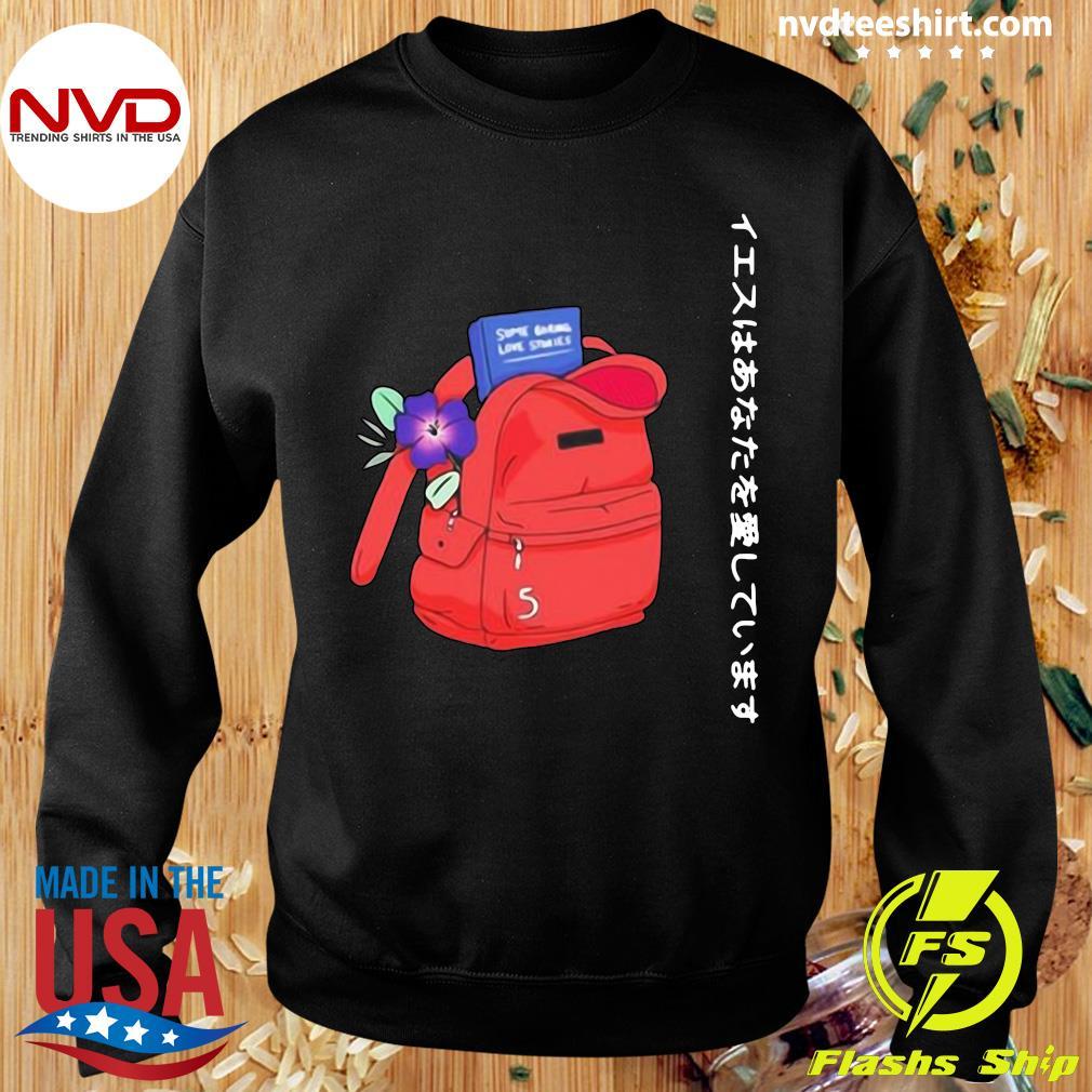 Official Powfu Merch Powfu Black T-s Sweater