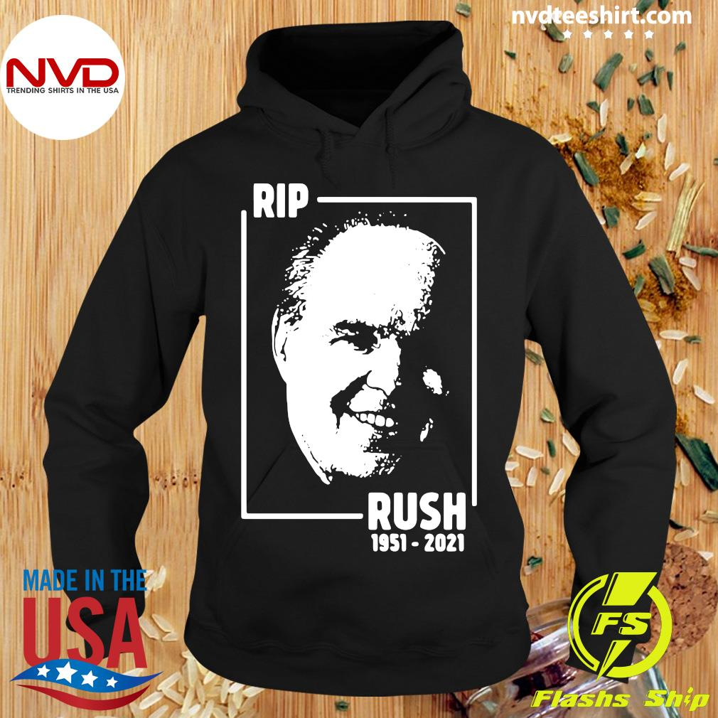 Official Rip Rush Limbaugh 1951 2021 T-s Hoodie