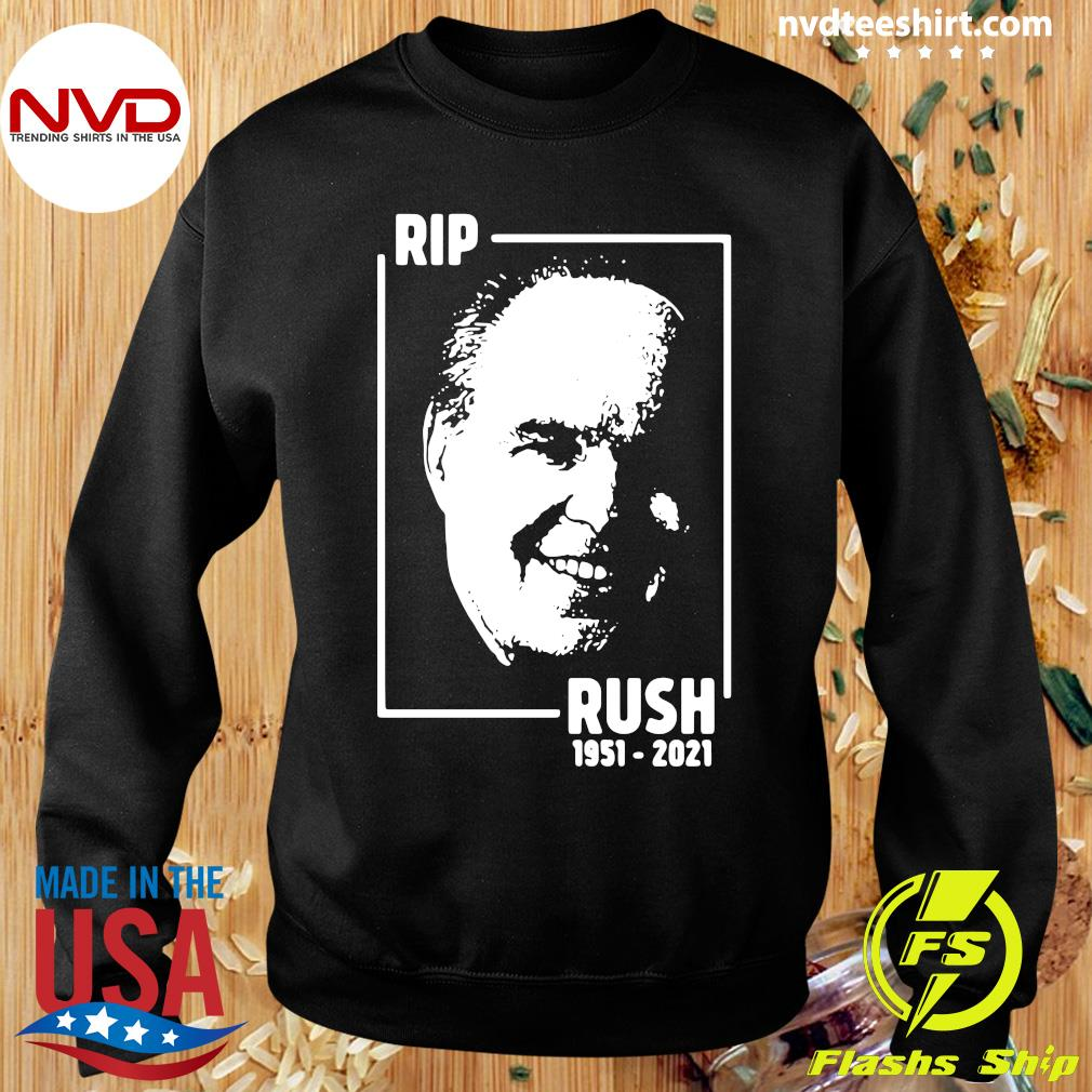 Official Rip Rush Limbaugh 1951 2021 T-s Sweater
