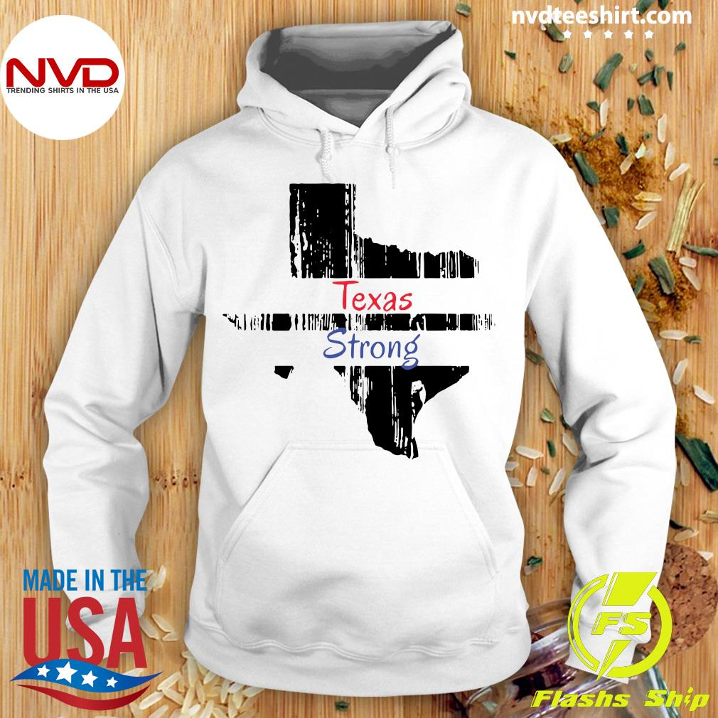 Official Texas Strong Survived Covvid 2021 T-s Hoodie