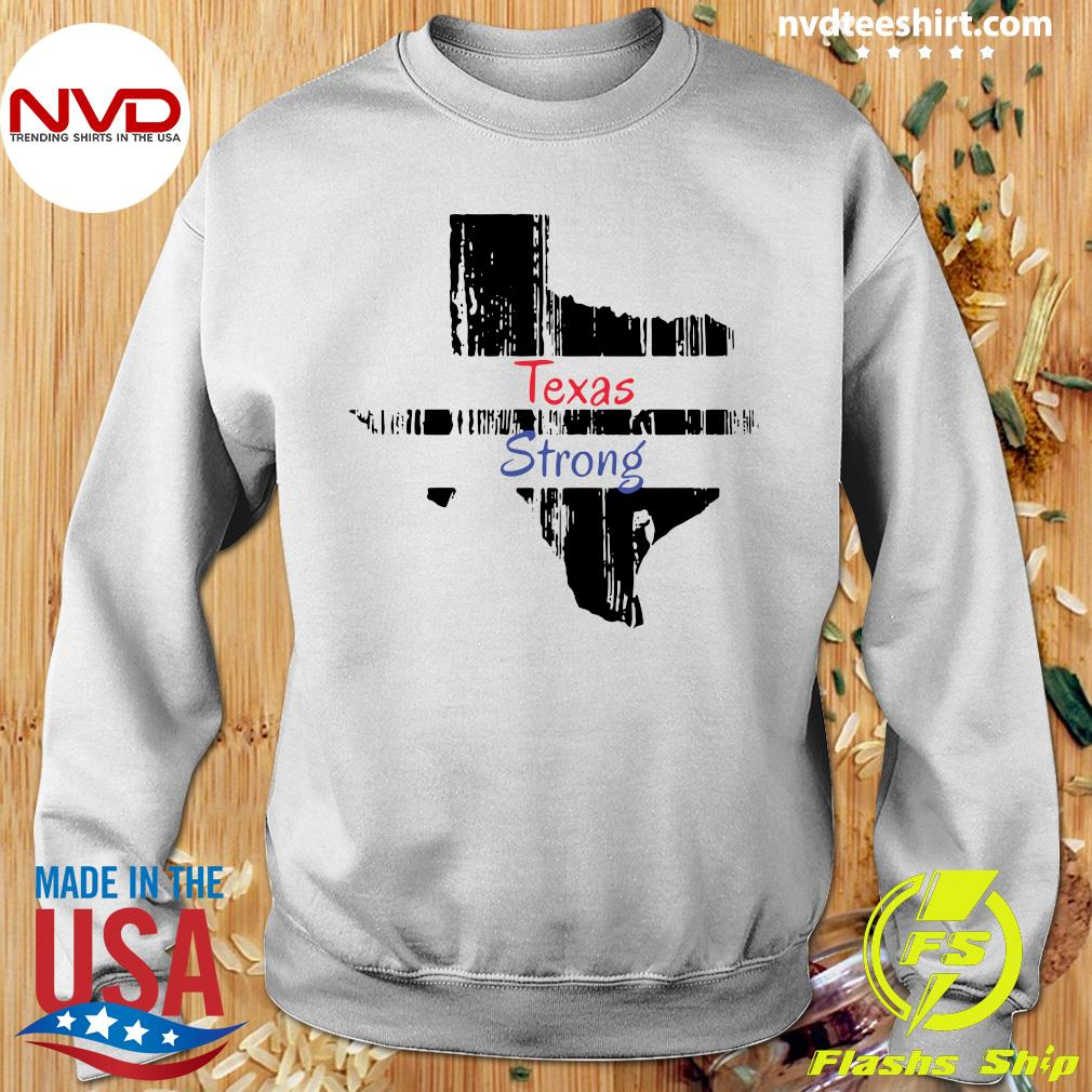 Official Texas Strong Survived Covvid 2021 T-s Sweater