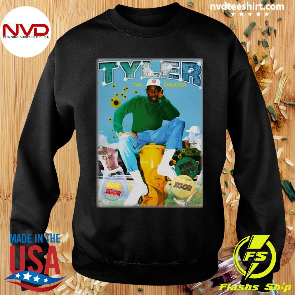 Official Tyler The Creator Bootleg Rap T-s Sweater