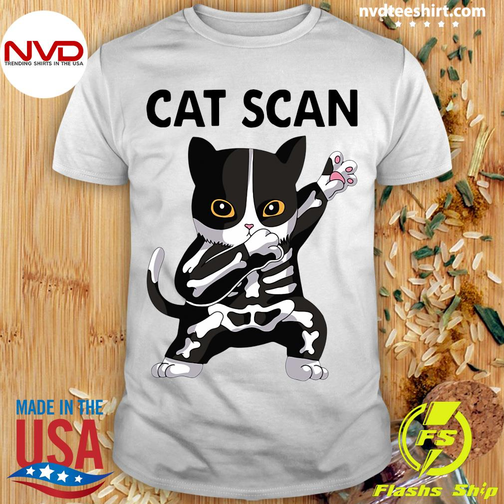 Official X-Ray Cat Scan CT Scan T-shirt