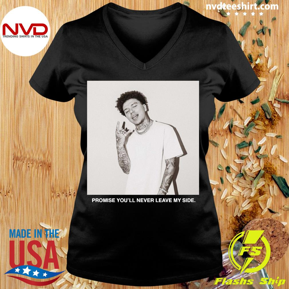 Official Yours Truly Clothing Merch Never Leave T-s Ladies tee