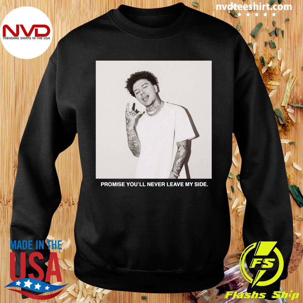 Official Yours Truly Clothing Merch Never Leave T-s Sweater