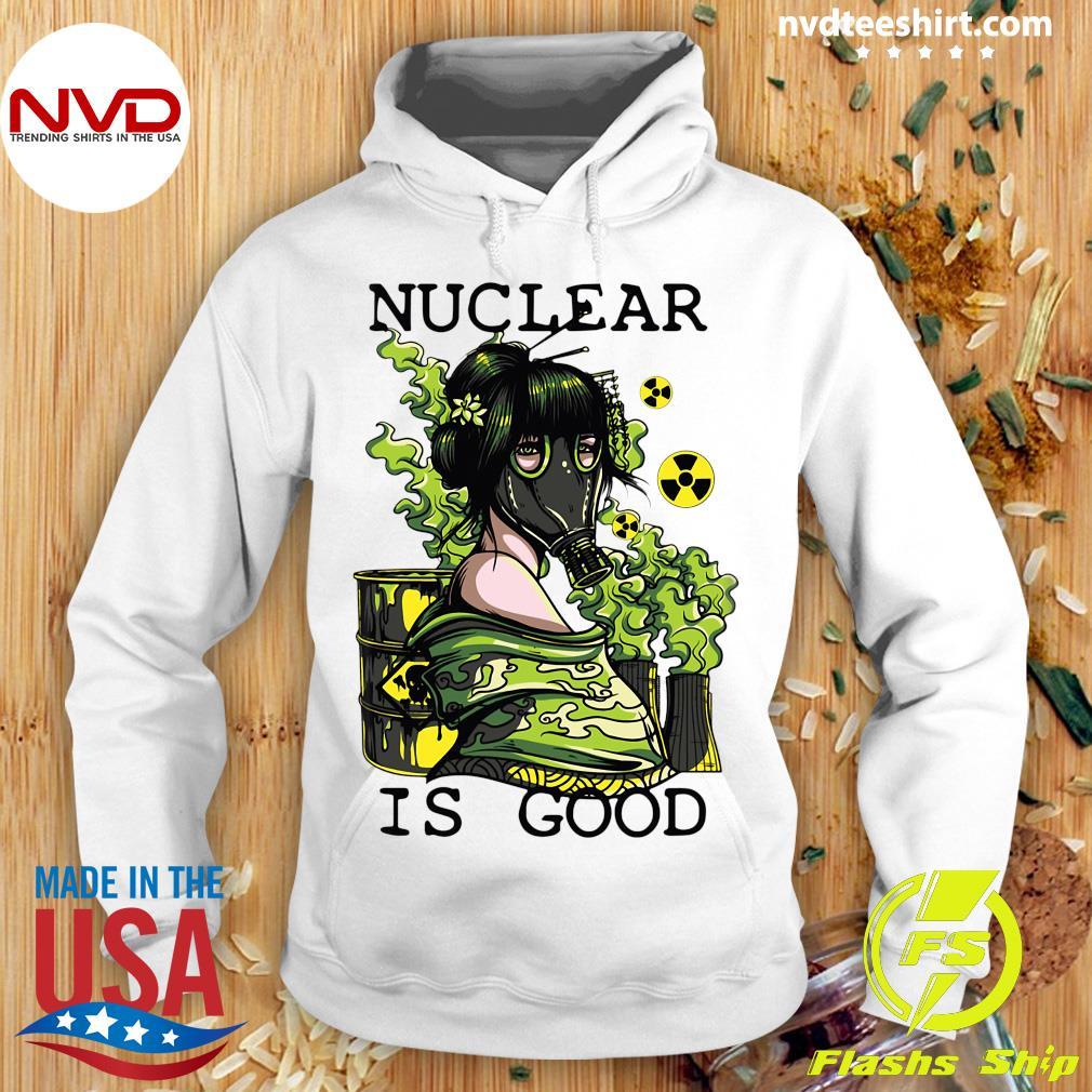 Official Coronavirus Nuclear Is Good T-s Hoodie