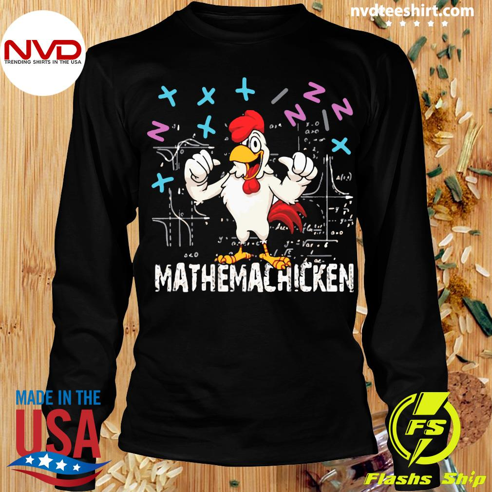 Official Mathema Chicken 20212 T-s Longsleeve