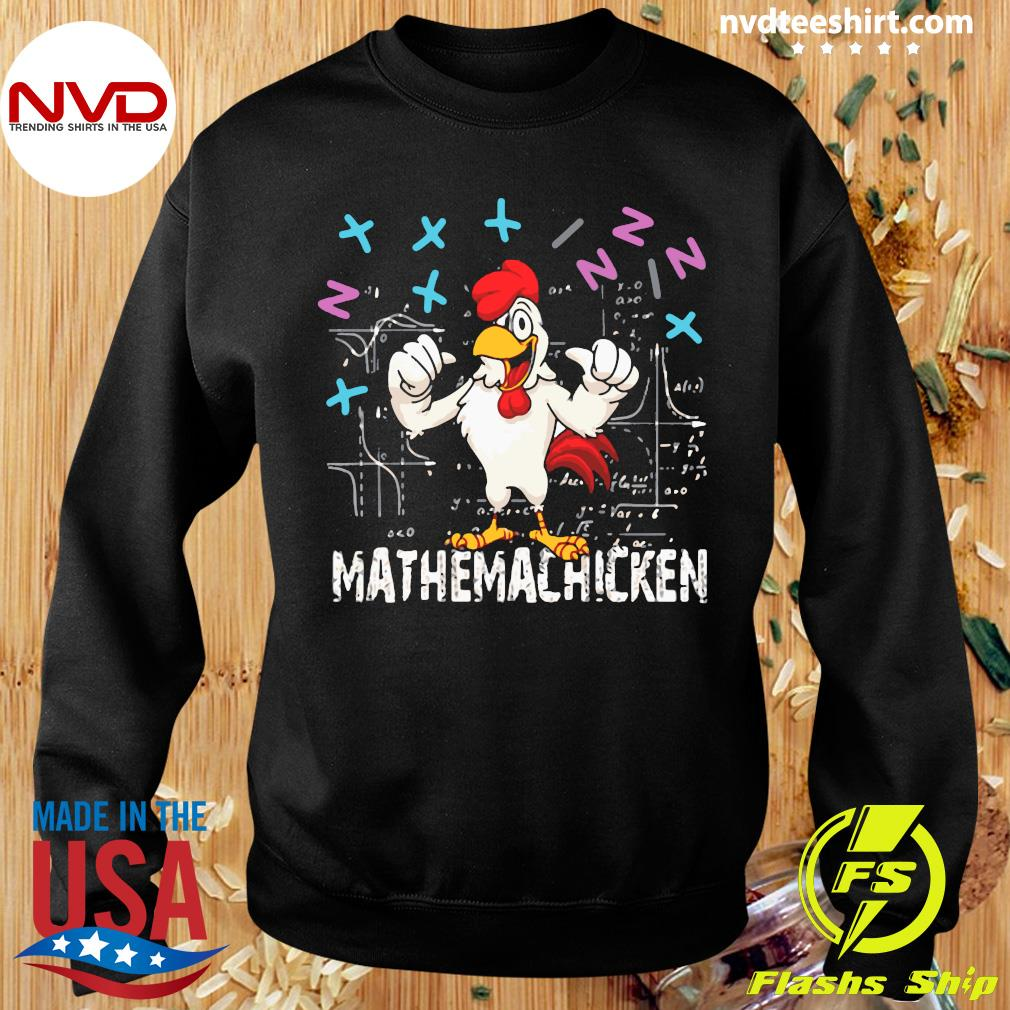 Official Mathema Chicken 20212 T-s Sweater
