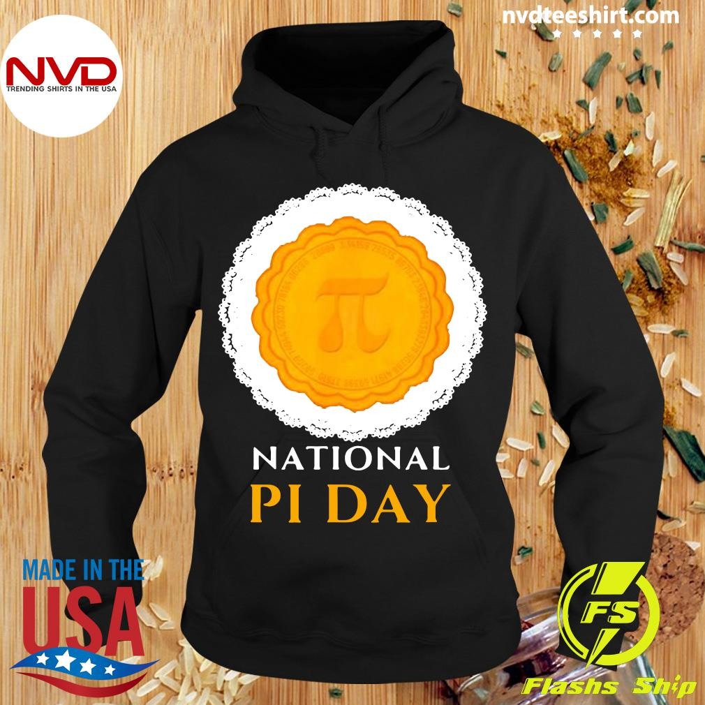 Official National Pi Day 3.14.2021 Pie Casual Novelty Gift Pullover T-s Hoodie