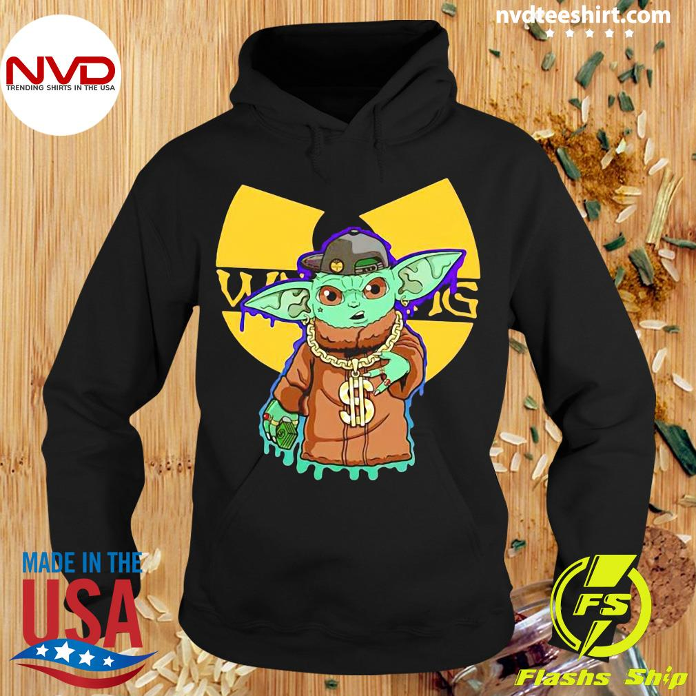 Official Baby Yoda Wu Tang Clan T-s Hoodie