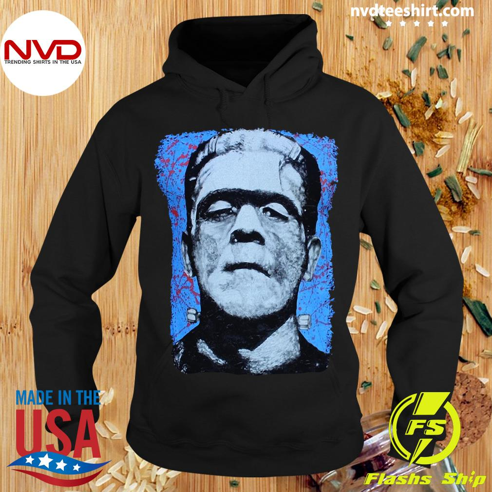 Official Frank N. Stein Man Tee By Lowbrow Art Company T-s Hoodie