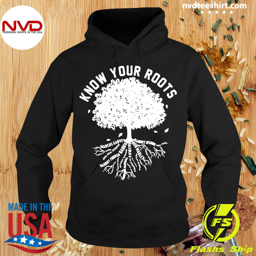 Official Know Your Roots T-s Hoodie
