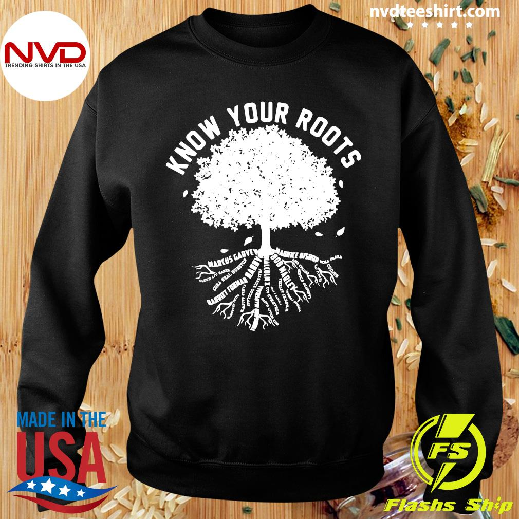 Official Know Your Roots T-s Sweater