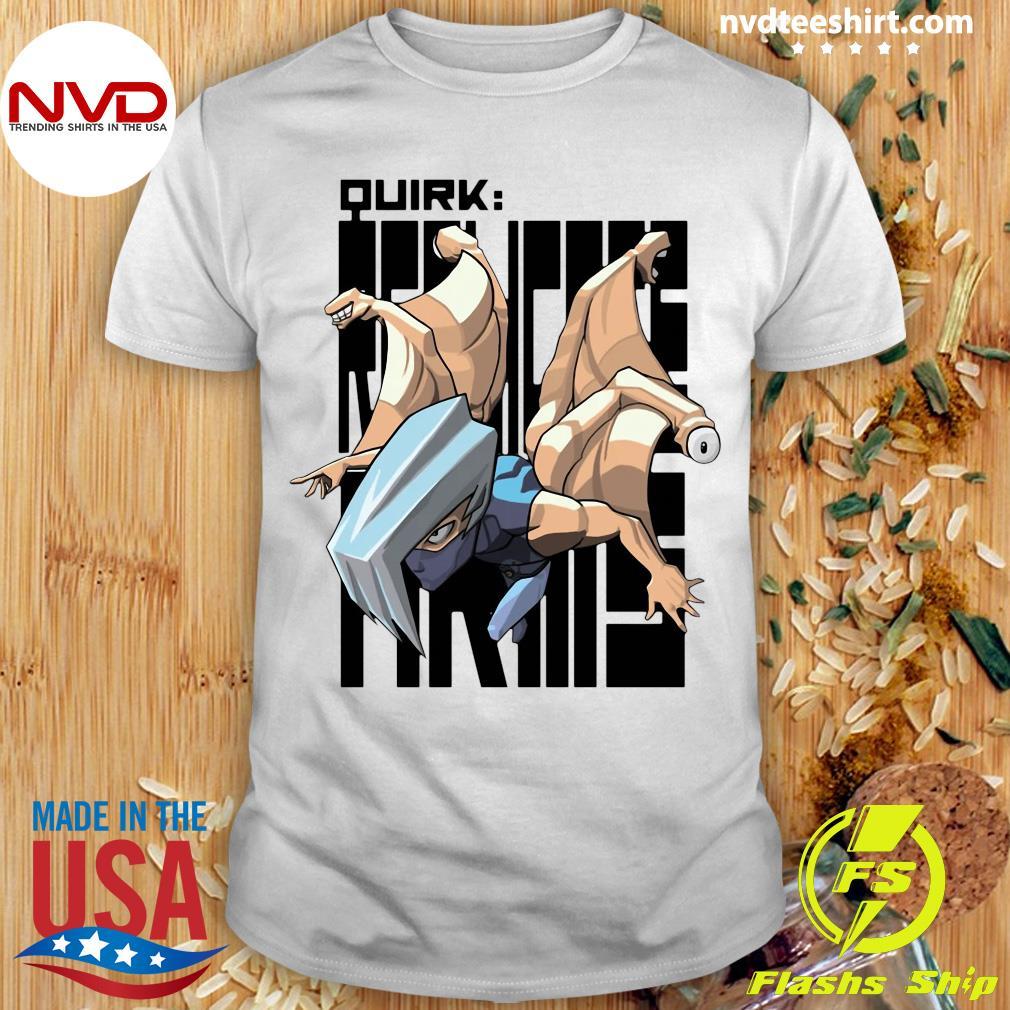 Official Mezo Shoji Quirk T-shirt
