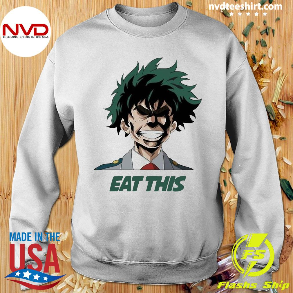 Official My Hero Academia Eat This T-s Sweater