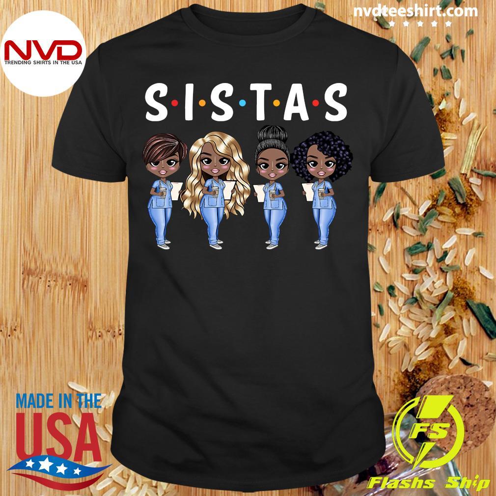 Official Nurse Sistas T-shirt