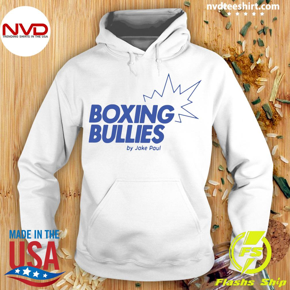 Official Boxing Bullies By Jake Paul T-s Hoodie