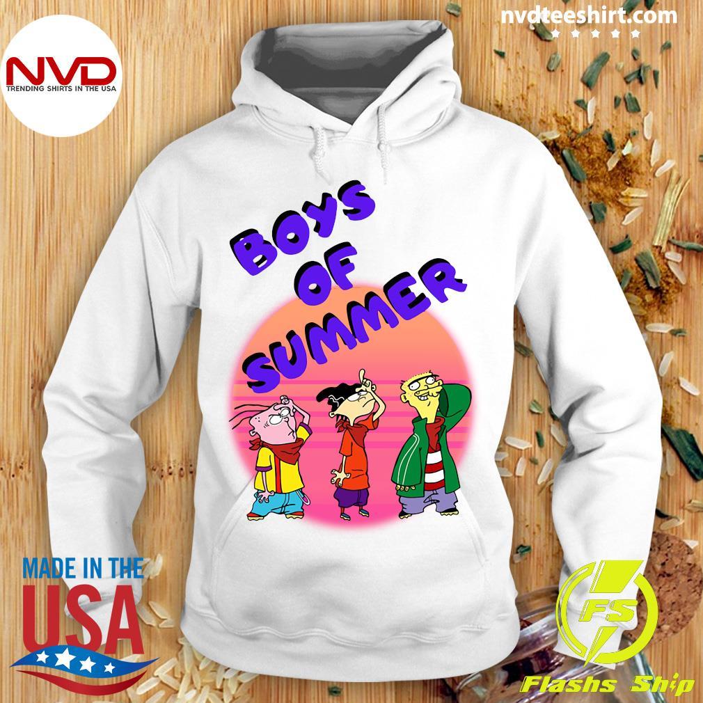 Ed Edd and Eddy Boys of Summer Shirt Hoodie