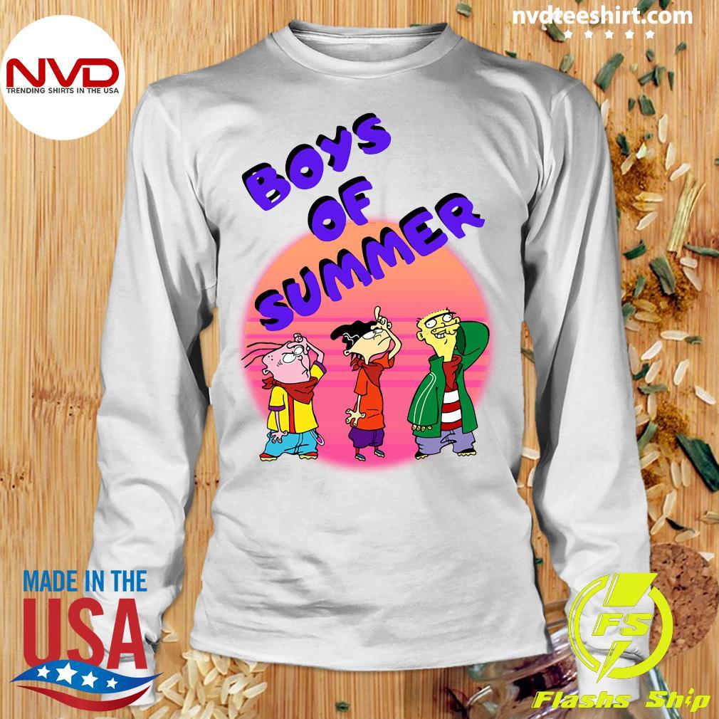 Ed Edd and Eddy Boys of Summer Shirt Longsleeve