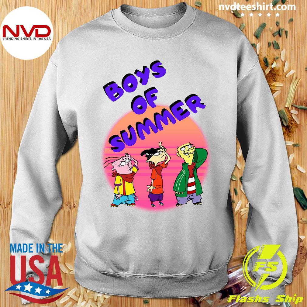 Ed Edd and Eddy Boys of Summer Shirt Sweater
