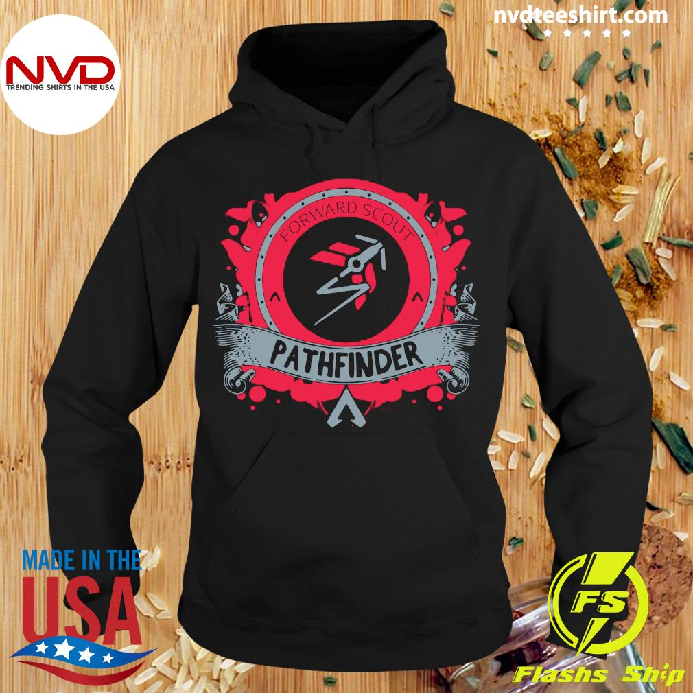 Official Forward Scout Pathfinder Shirt Hoodie