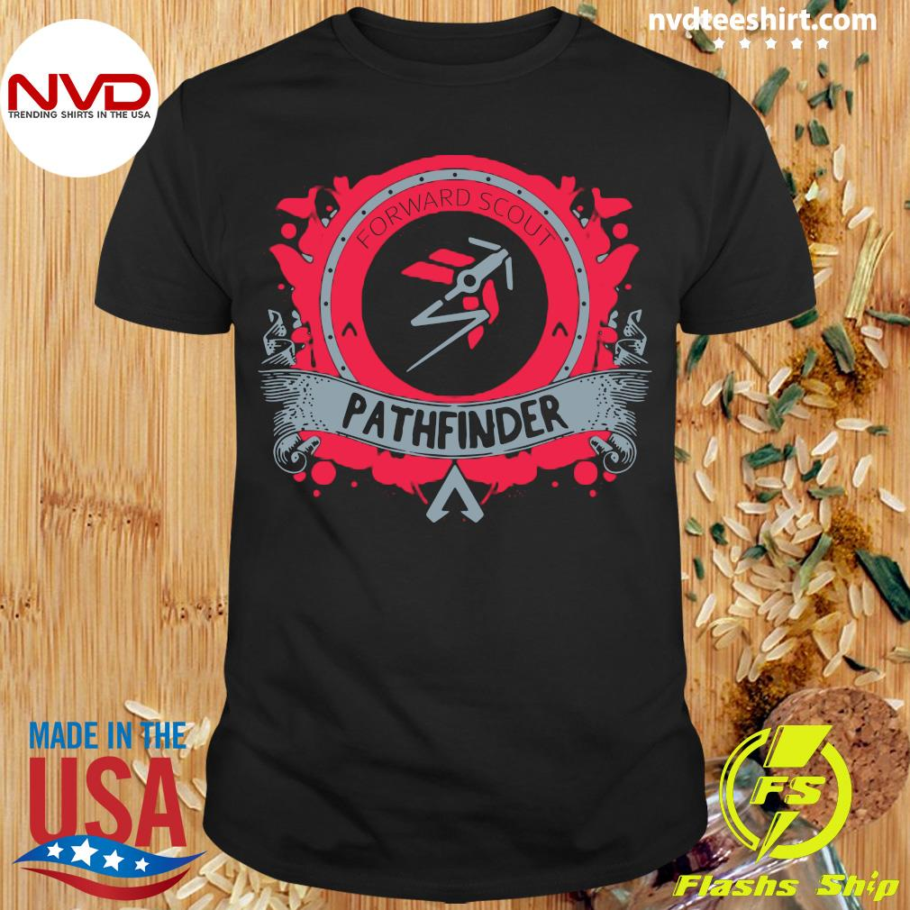 Official Forward Scout Pathfinder Shirt