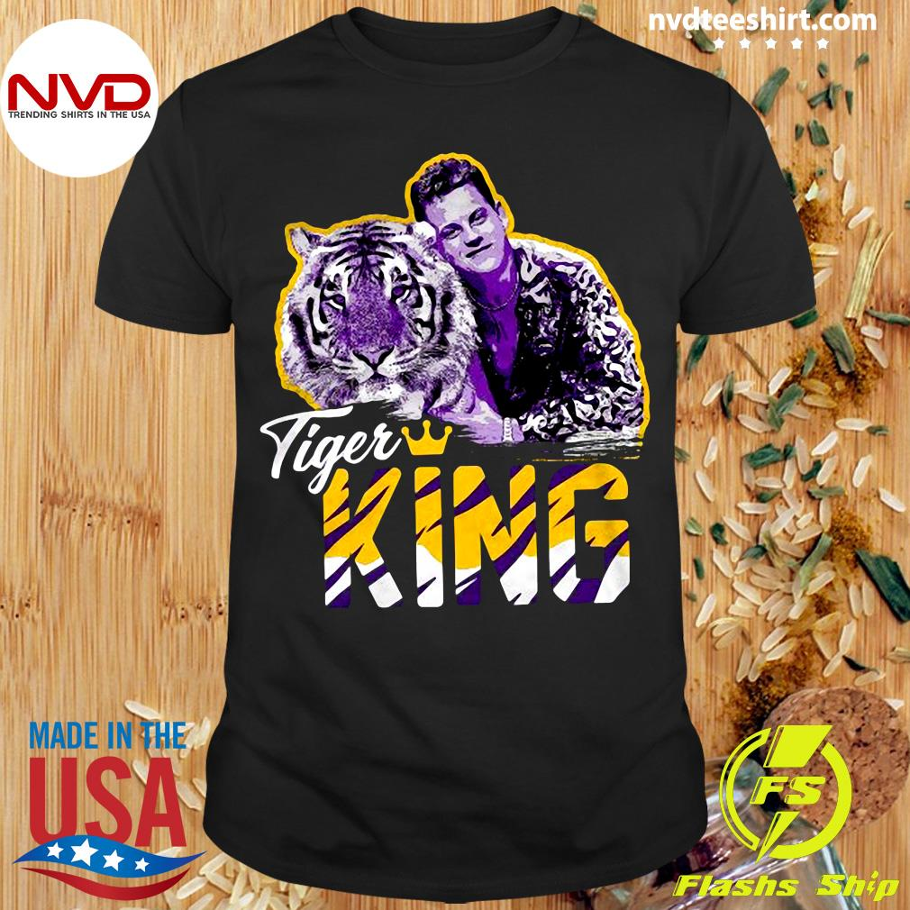 Official JB Tiger King Shirt