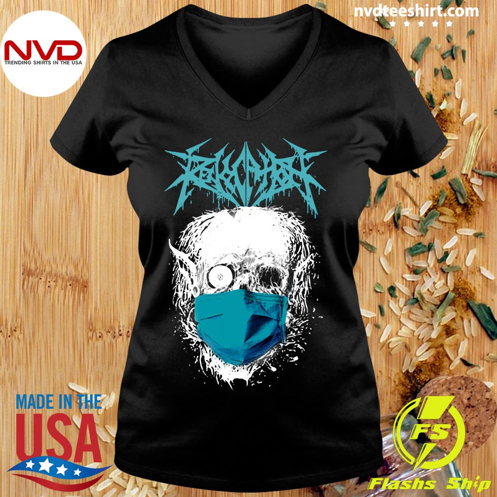 Official Revocation Stay Home Skull Shirt Ladies tee