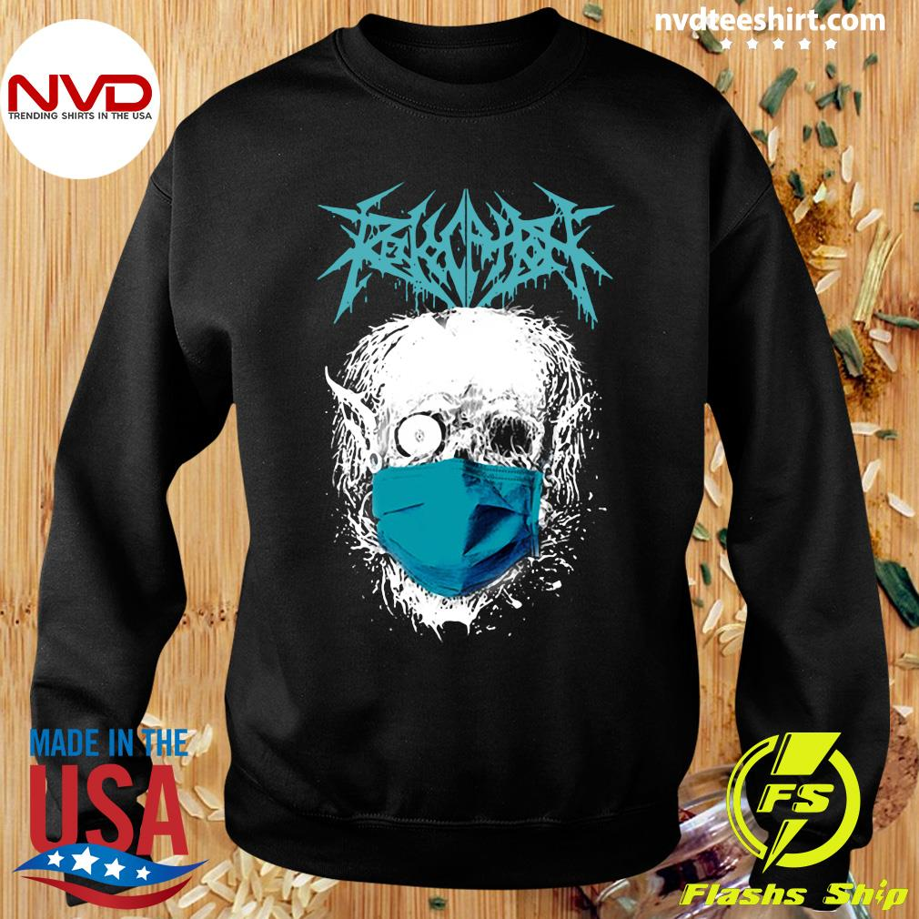 Official Revocation Stay Home Skull Shirt Sweater
