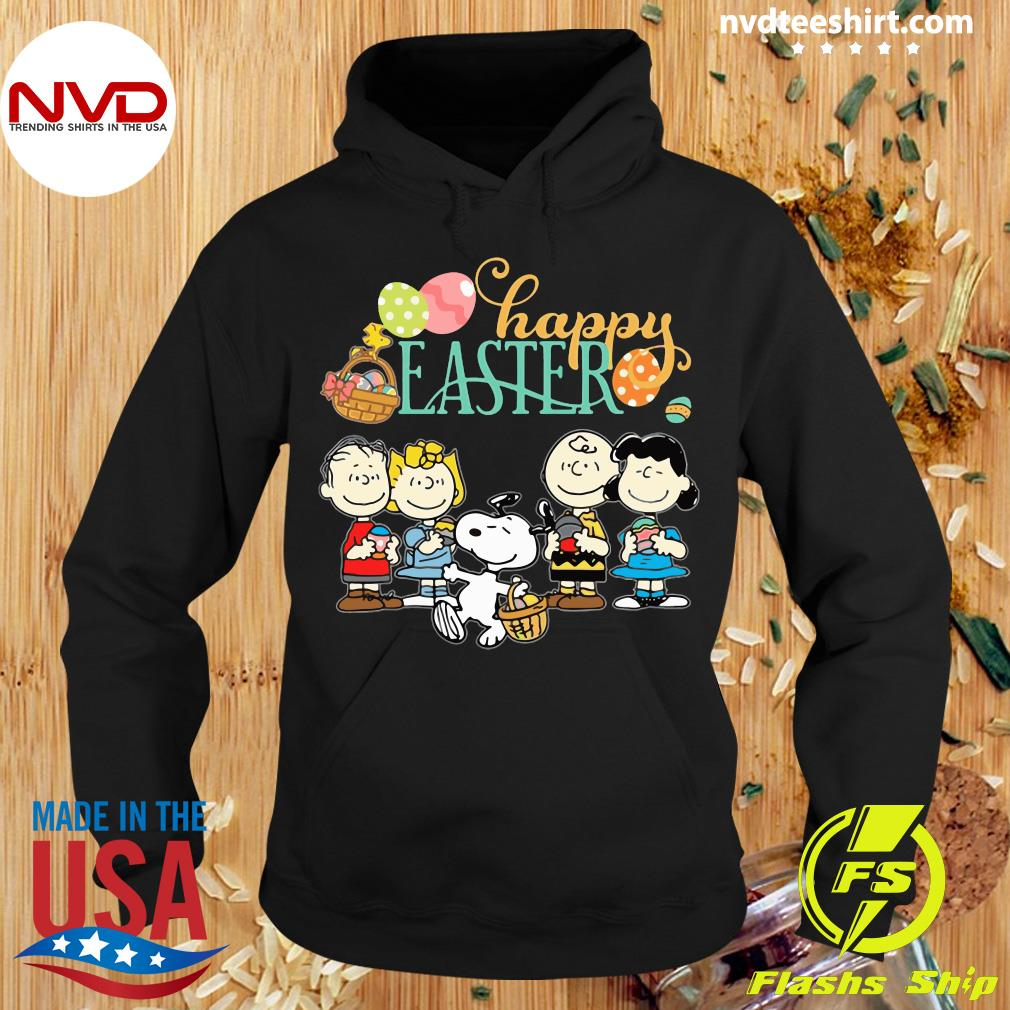 Official Snoopy Happy Easter Shirt Hoodie