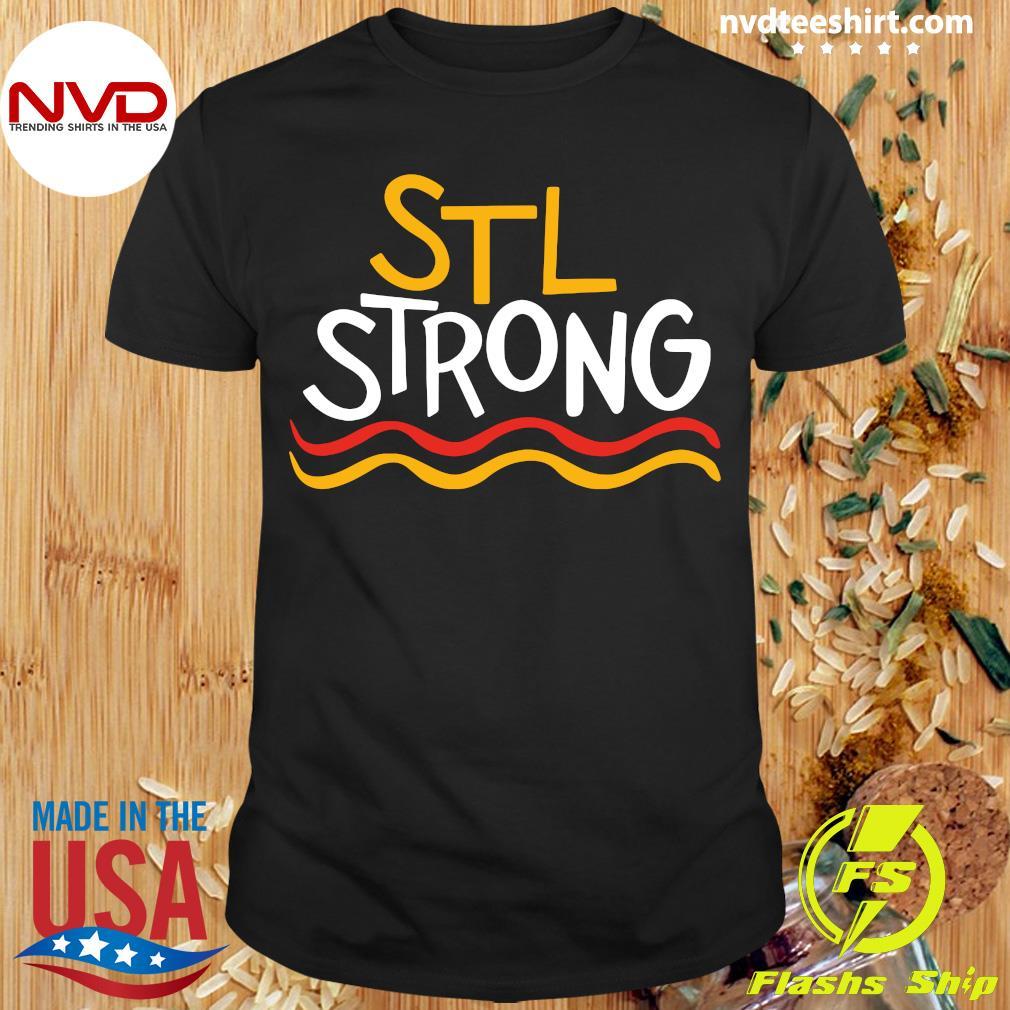 Official STL Strong Saint Louis 2020 Shirt