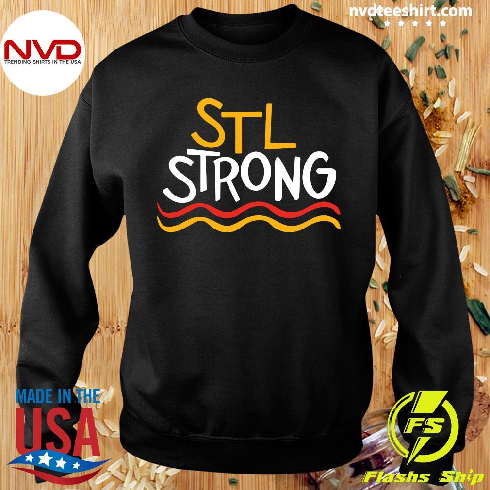 Official STL Strong Saint Louis 2020 Shirt Sweater