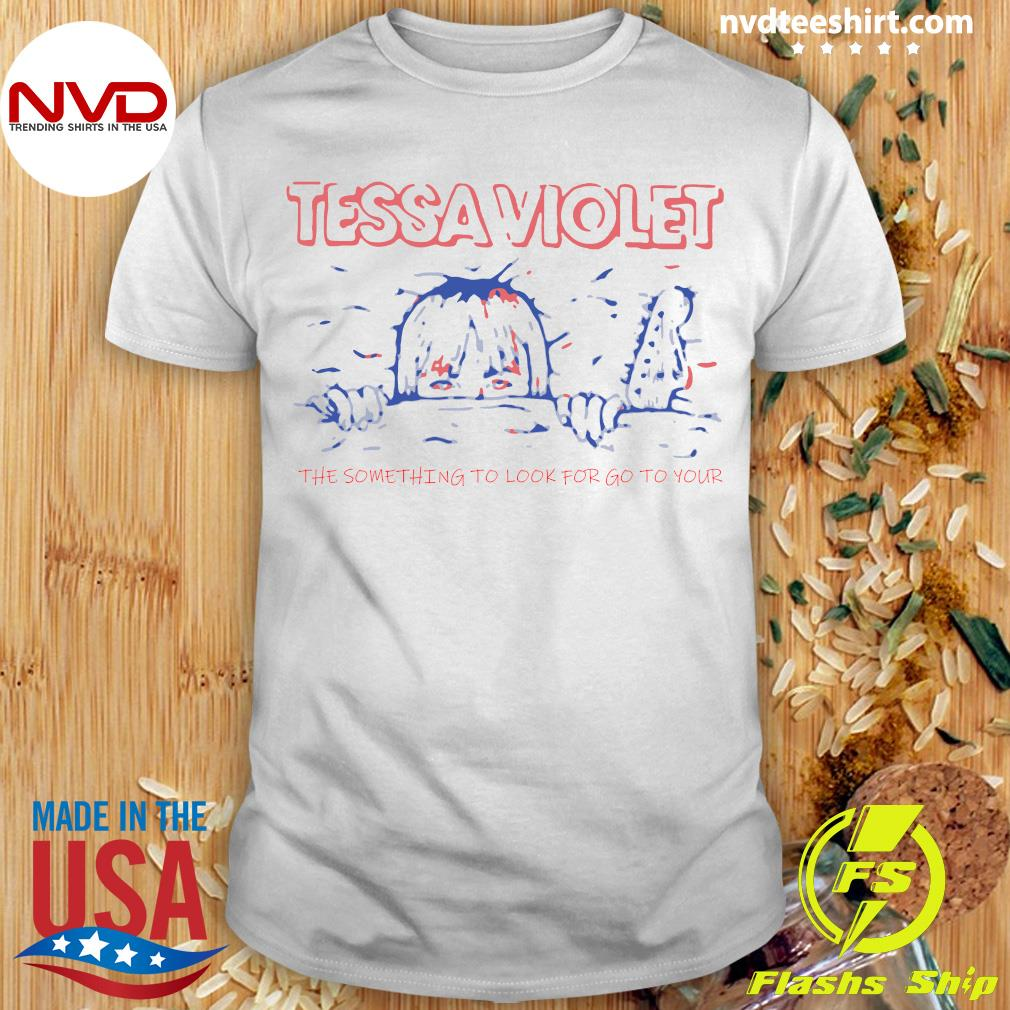 Official Tessa Violet 2020 Shirt