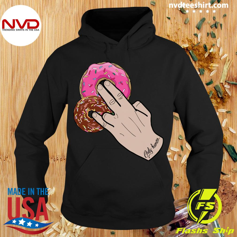 Official Two In The Pinky One In The Stink Shirt Hoodie