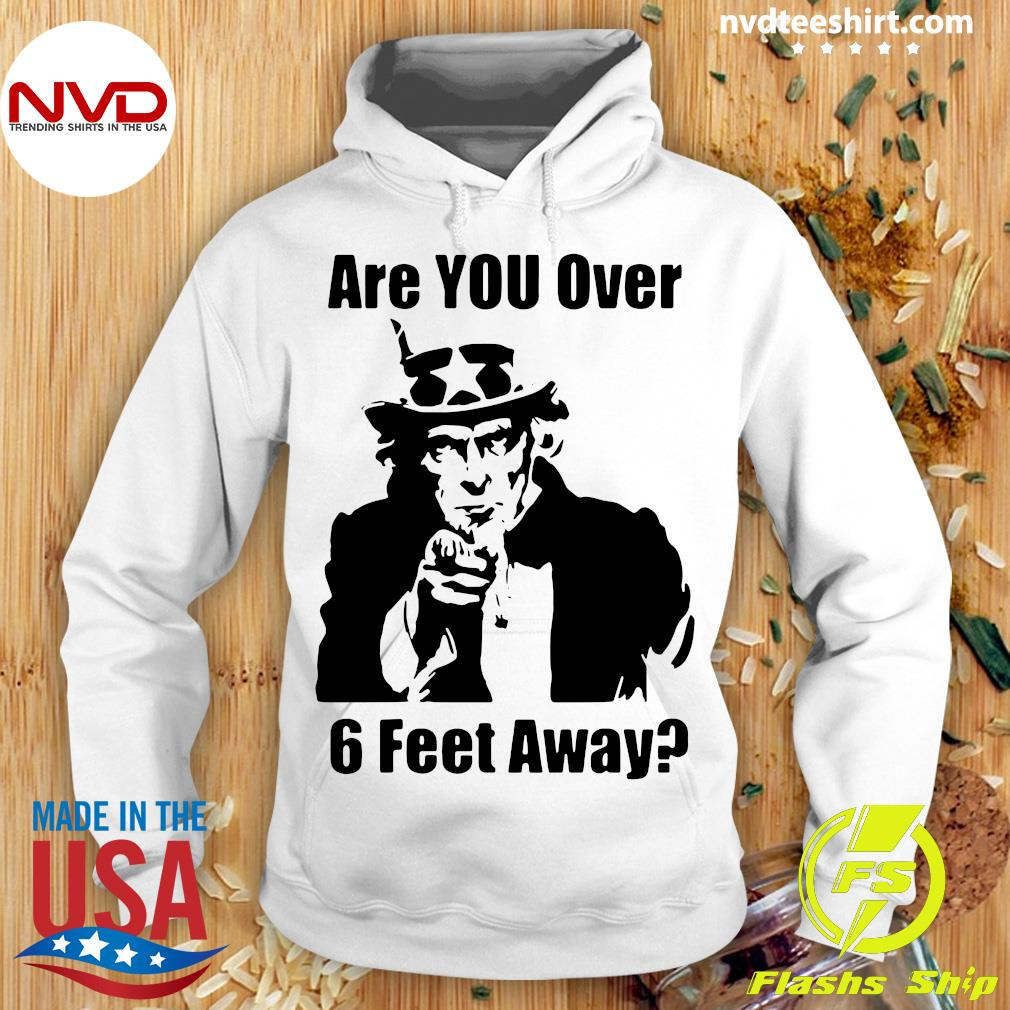 Official Uncle Sam Asks Are You Social Distancing Shirt Hoodie