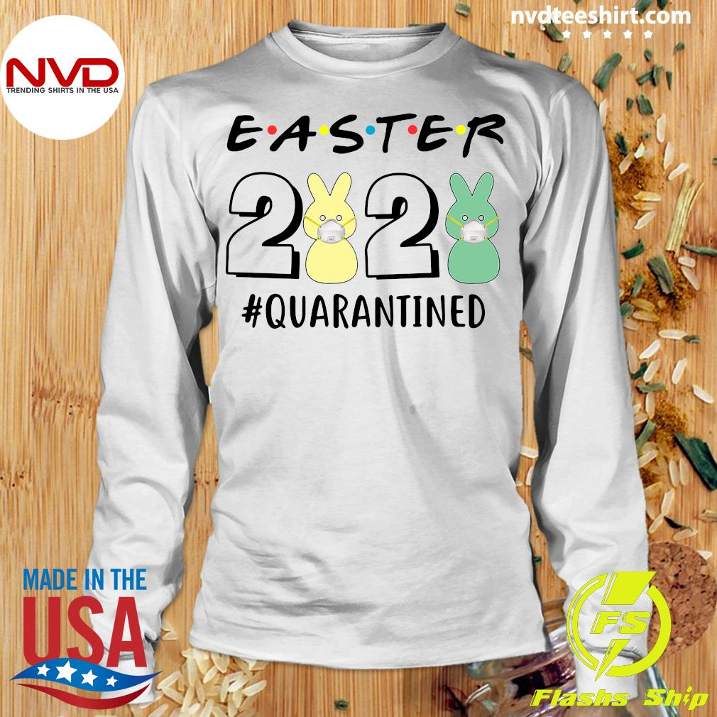 Official Easter 2020 #Quarantined Shirt - NVDTeeshirt