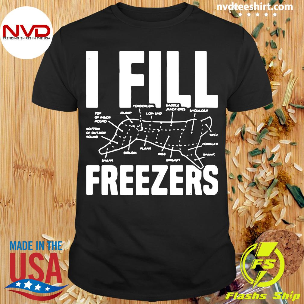 Official I Fill Freezers Shirt