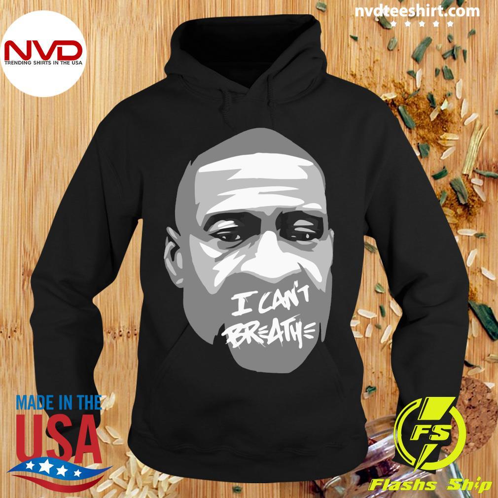 LeBron James I Can't Breathe Shirt Hoodie