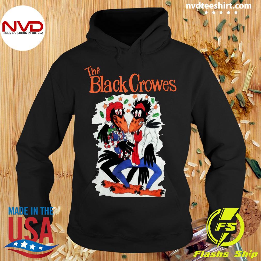 The Black Crowes Shirt Hoodie
