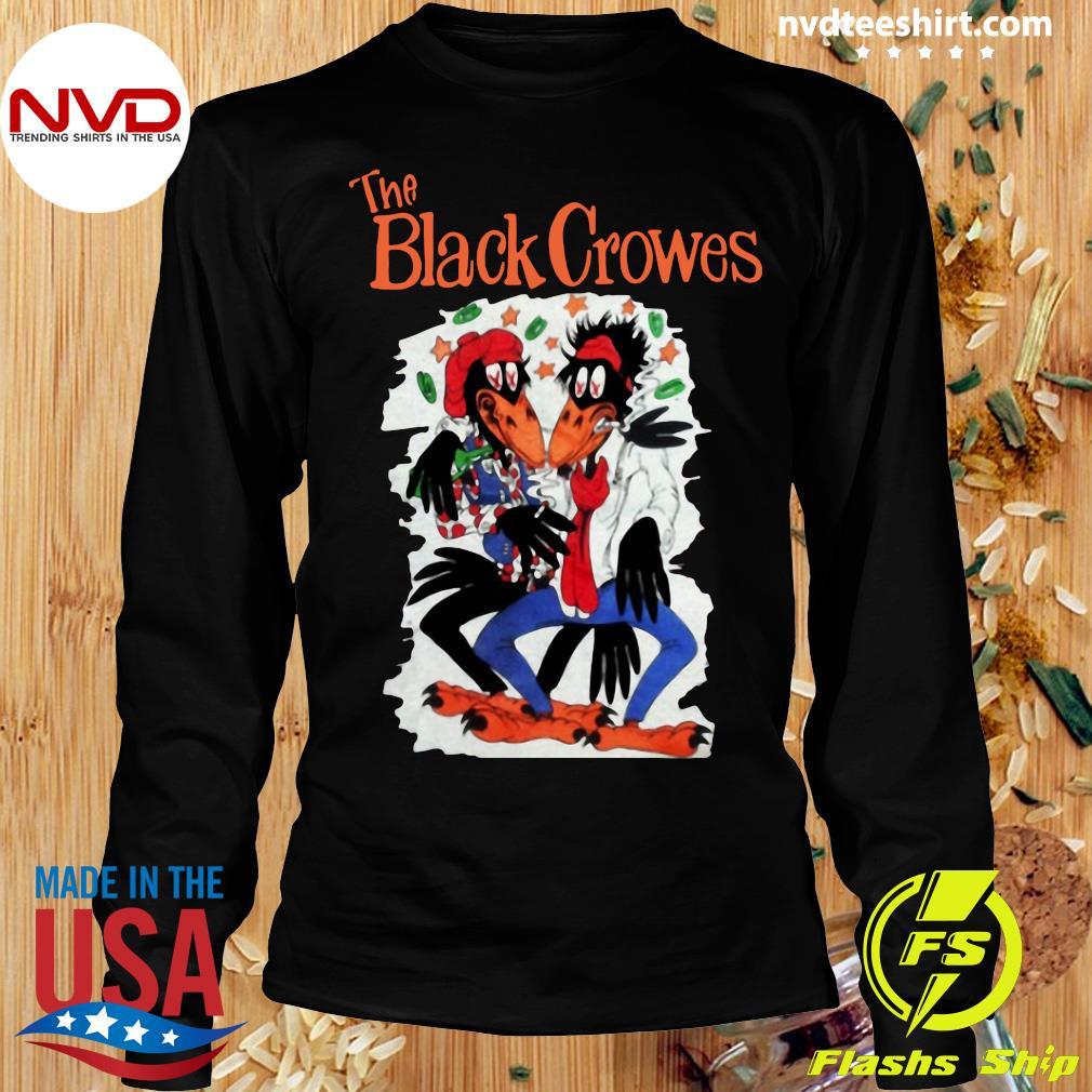 The Black Crowes Shirt Longsleeve
