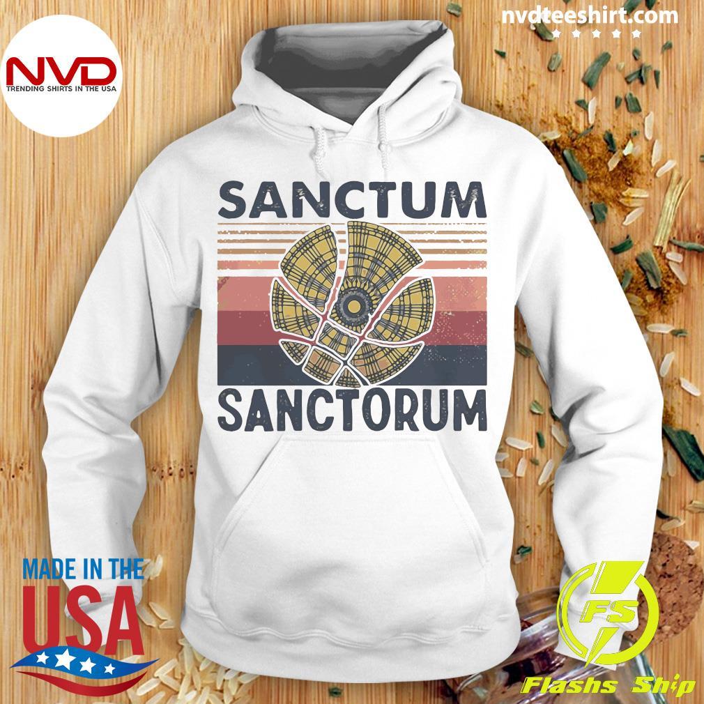 Vintage Magical Symbol Sanctum Sanctorum Shirt Hoodie