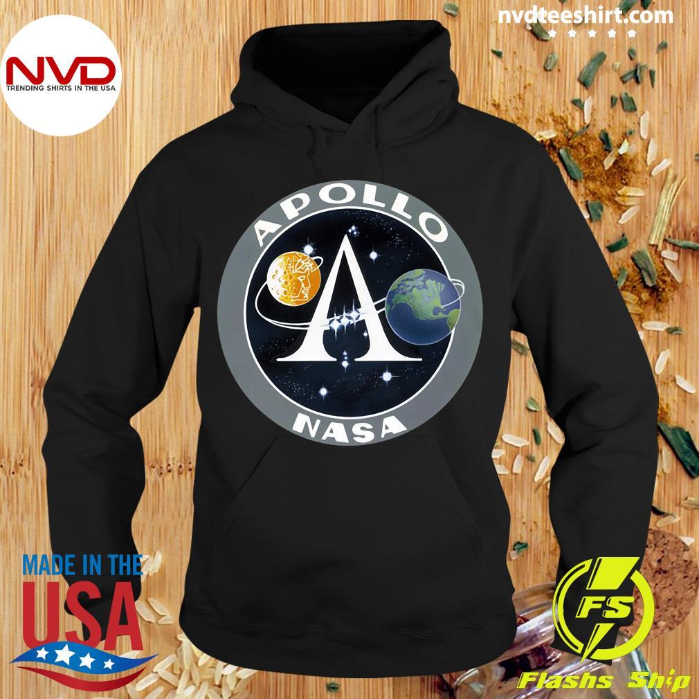 APOLLO 11 Space Mission- NASA Shirt Hoodie